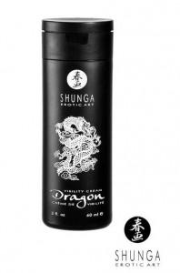Crème de virilité Dragon par Shunga