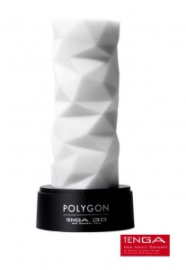 Masturbateur Gaine 3D Polygon TENGA